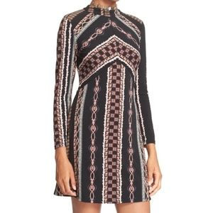 Free People Stella Mini Dress Sz XS